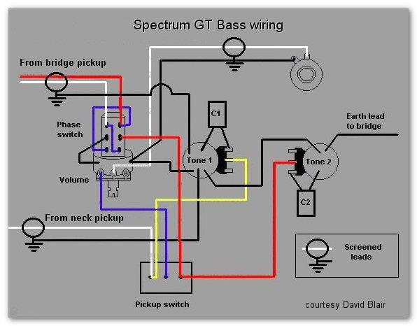 Spectrum GT Bass - Westone Guitars—the Home of Westone   Spectrum Guitar Wiring Diagram      Westone Guitars